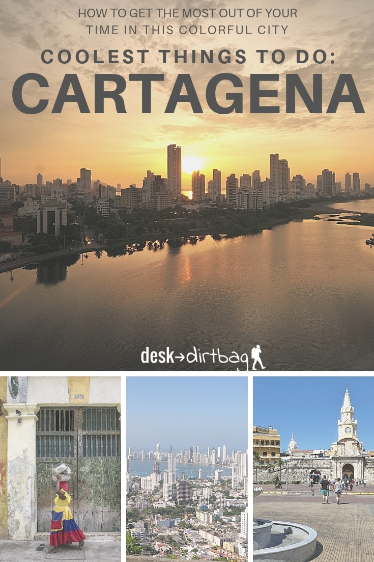The ultimate guide of the coolest things to do in Cartagena Colombia