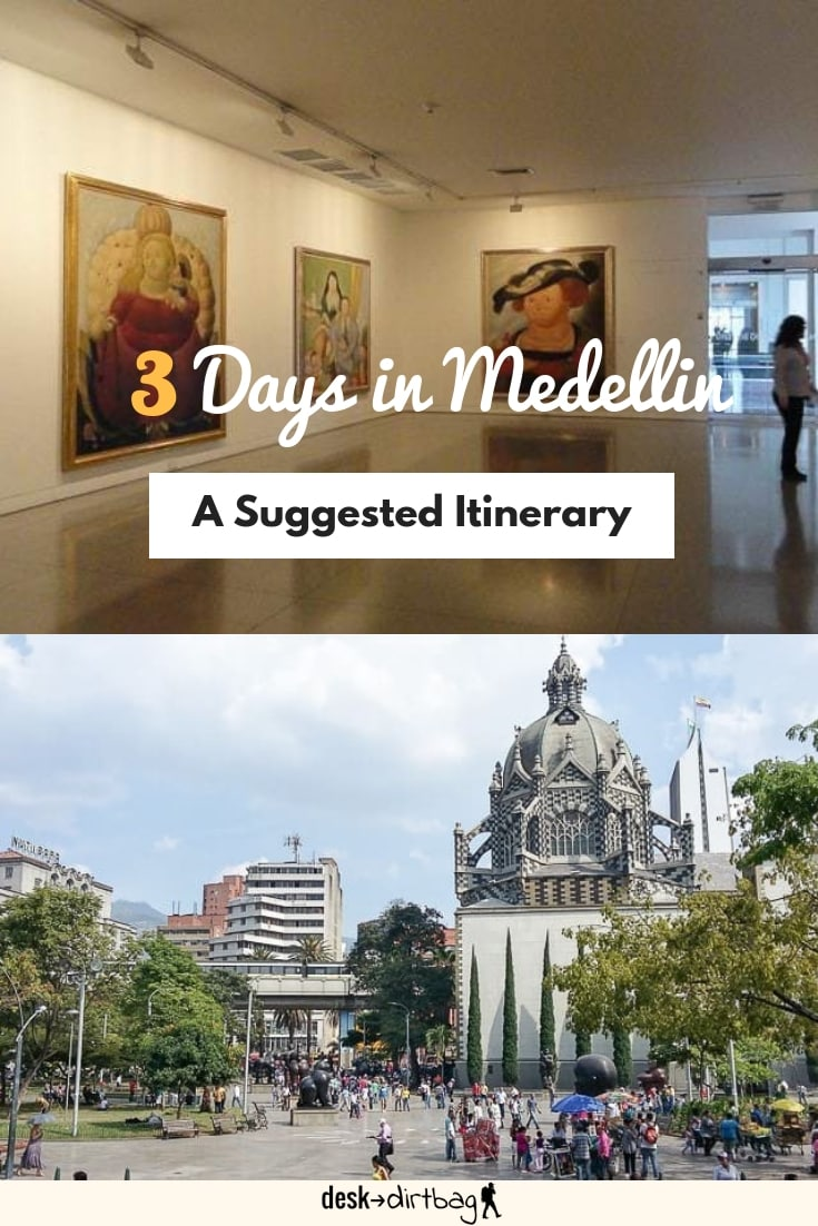 Traveling to Medellin, Colombia? Check out this article on 3 days in Medellin with a suggested itinerary of the coolest things to do based on my years here.