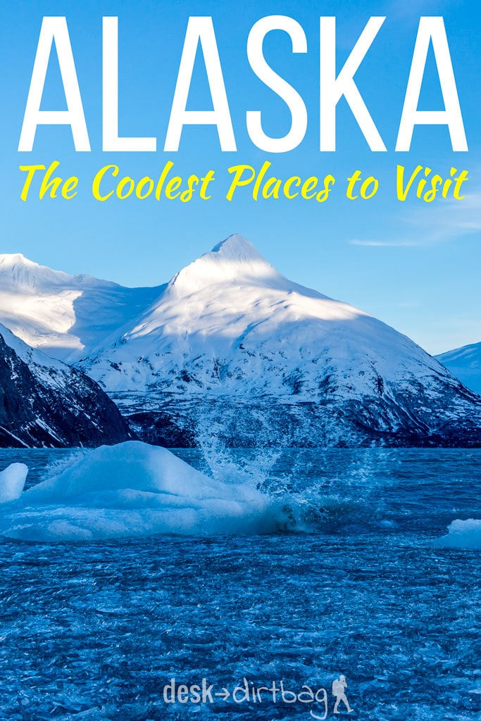 Alaska is a land of superlatives, full of incredible wonders, wildlife, nature, and more. Here are just a few of the coolest places to visit in Alaska.