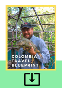 Download Your Free Colombia Travel Blueprint