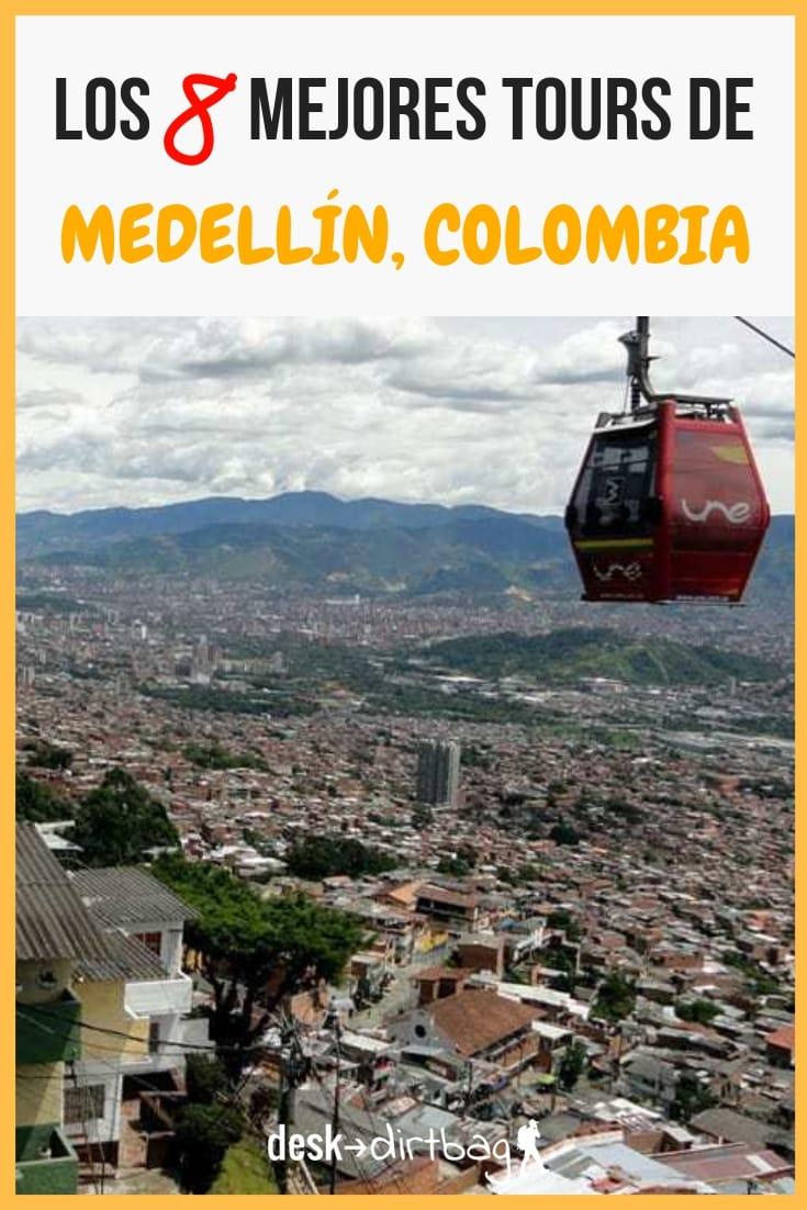 Los 8 mejores tours en Medellín para visitantes viajes, espanol-es