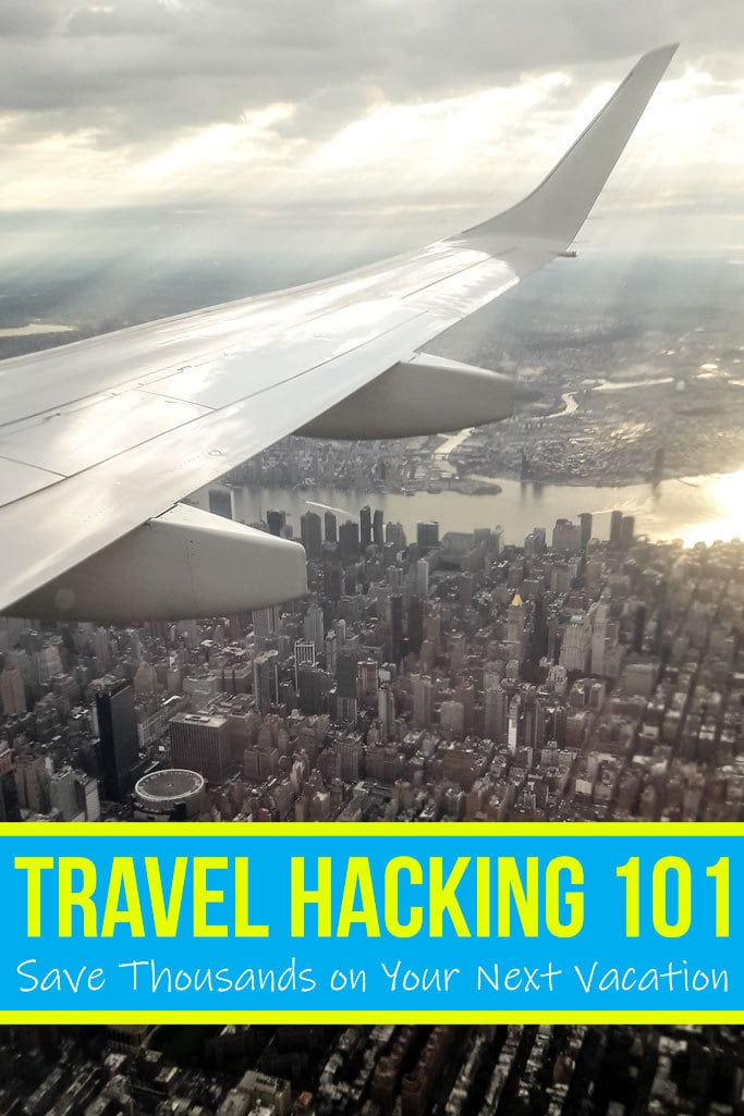 If you love to travel but haven't started travel hacking, then you're spending way too much to travel. Get started today with this travel hacking 101 guide.