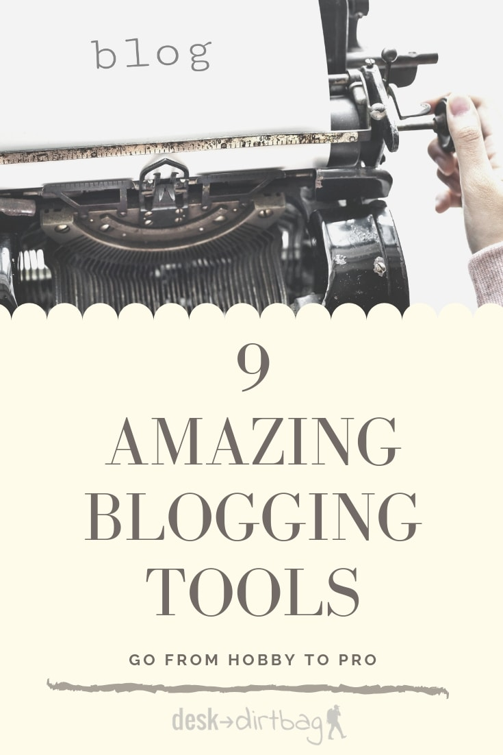 Wish you could take your blog from a hobby to a profession? Then it is time to invest in some incredible blogging tools to help you get there.