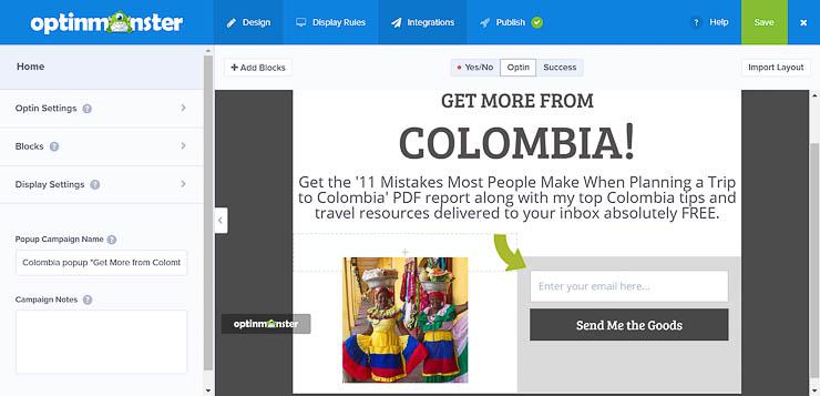 OptinMonster - 9 Best Blogging Tools