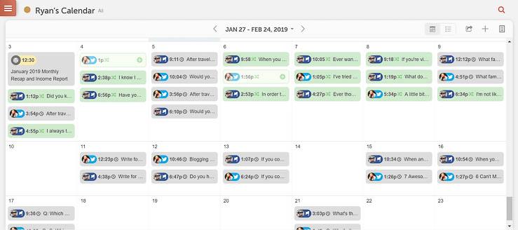 CoSchedule - 9 Best Blogging Tools