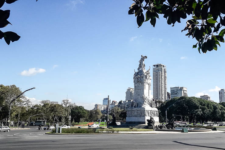 Monuments and gardens in Palermo - The Top 18 Things to Do in Buenos Aires