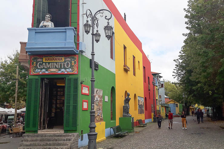 Colorful El Caminito - The Top 18 Things to Do in Buenos Aires