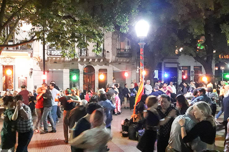 San Telmo Milonga in Plaza Dorrego - The Top 18 Things to Do in Buenos Aires
