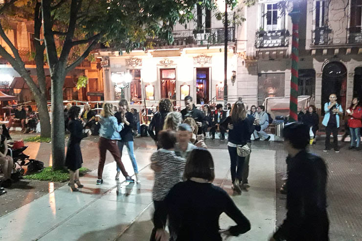 Weekly milonga - The Top 18 Things to Do in Buenos Aires