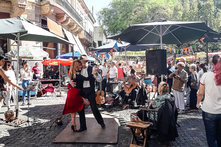 Free tango show in Buenos Aires - The Top 18 Things to Do in Buenos Aires