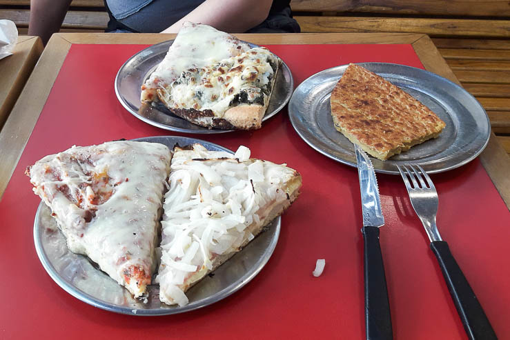 Argentinean Pizza - The Top 18 Things to Do in Buenos Aires
