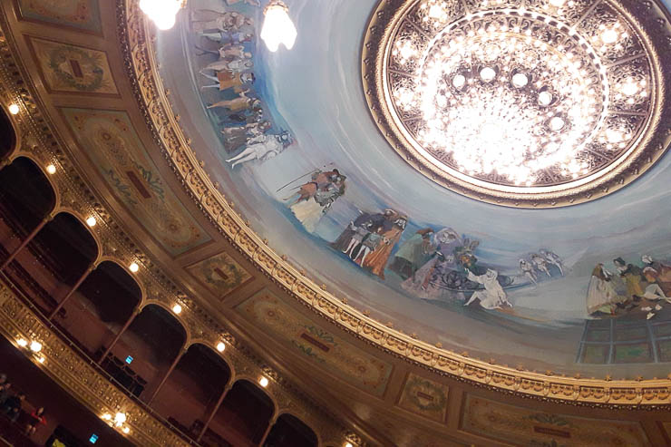 Interior of Teatro Colon - The Top 18 Things to Do in Buenos Aires