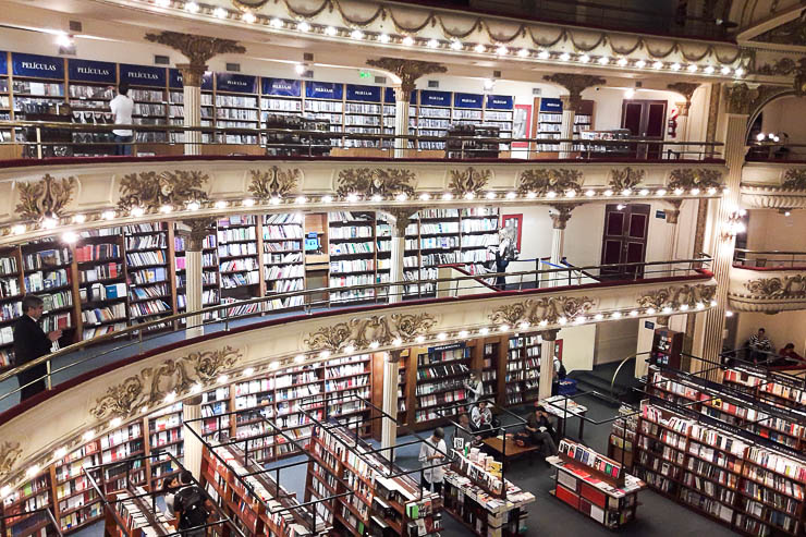 El Ateneo Bookstore - The Top 18 Things to Do in Buenos Aires