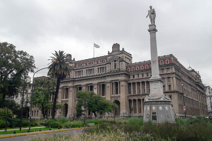 Ornate architecture - The Top 18 Things to Do in Buenos Aires