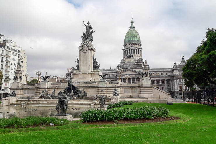 The Congress building - The Top 18 Things to Do in Buenos Aires