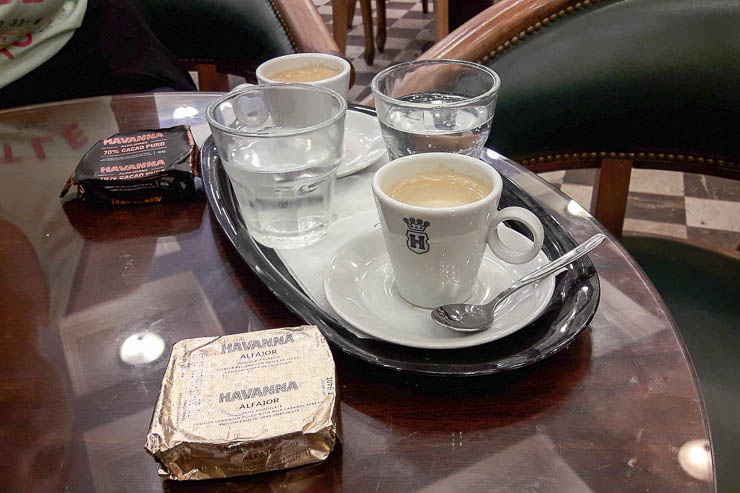 Coffee and alfajores - The Top 18 Things to Do in Buenos Aires
