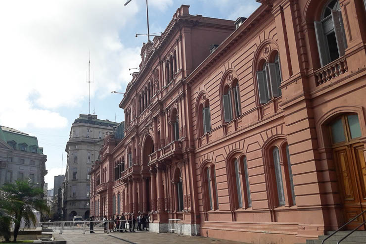 La Casa Rosada - The Top 18 Things to Do in Buenos Aires