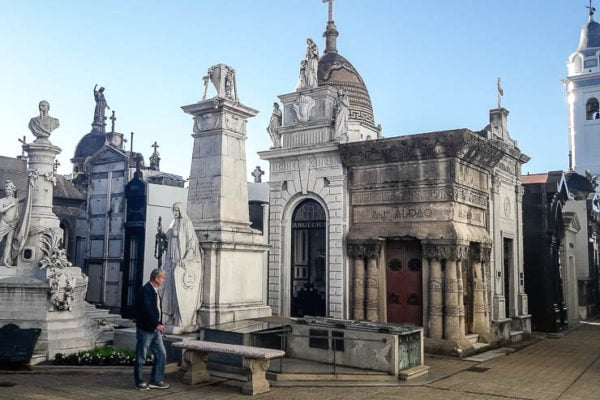 Recoleta Cemetery Buenos Aires Hostels