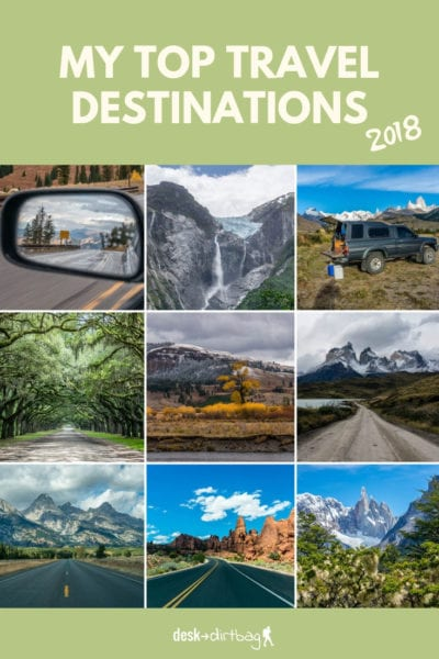 Year in Review: My Top Travel Adventures of 2018