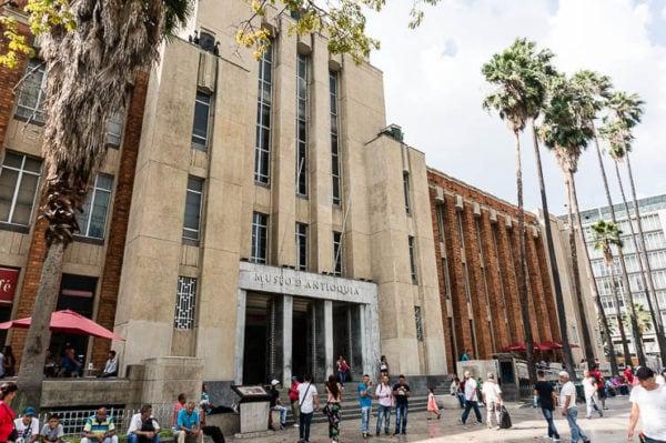 Museums in Medellin Museum Antioquia