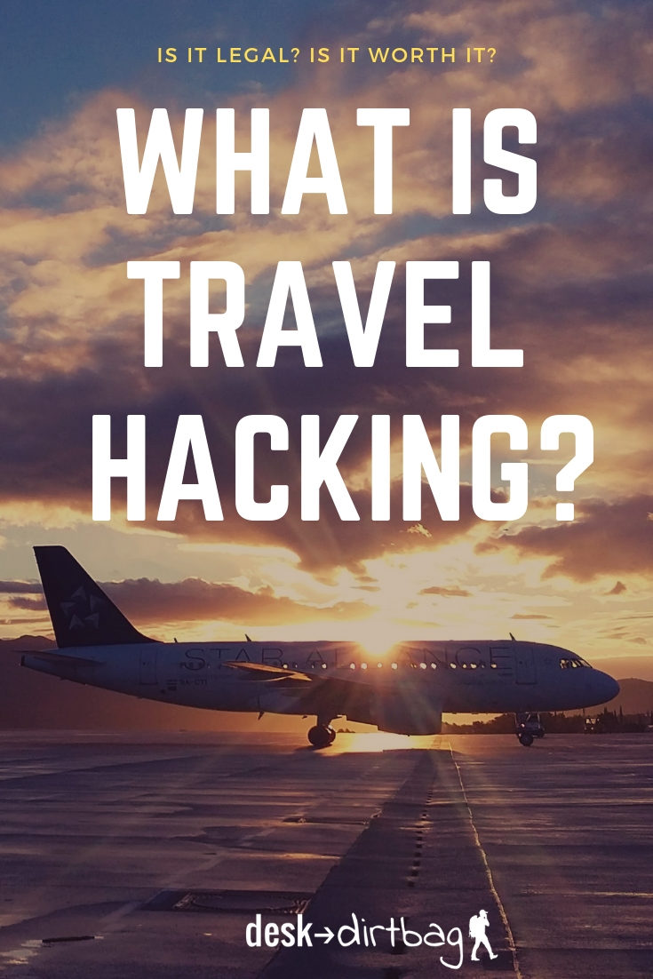 What is Travel Hacking and How Is It Done? Don't miss out on one of the best ways to travel cheaper than you've ever imagined possible...