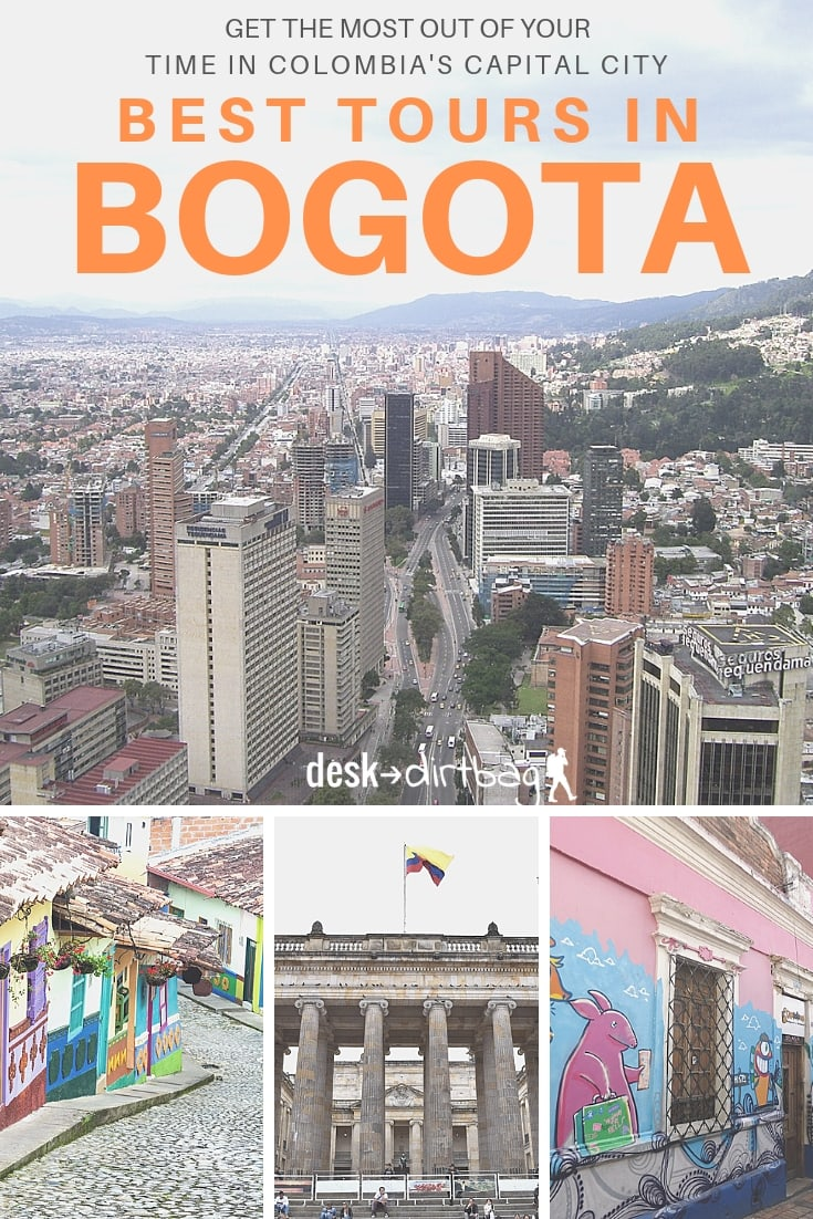 These are what I would consider the nine best Bogota tours to try and work in on your visit to Colombia's vibrant and amazing capital city. Book them here!