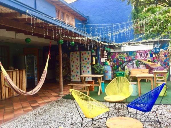 Best Medellin Hostels Yolo Hostel A