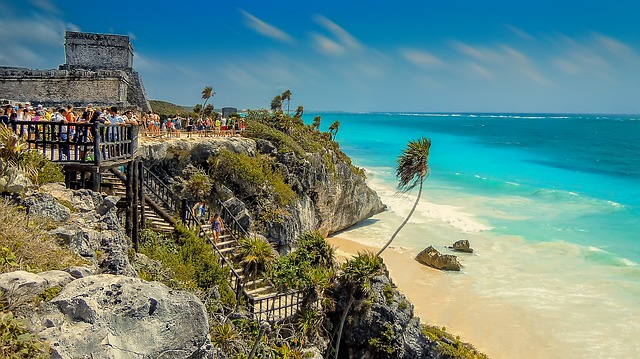 Things to do in Tulum Mexico beach