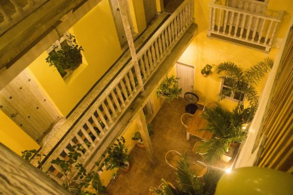 best cartagena hostels maloka