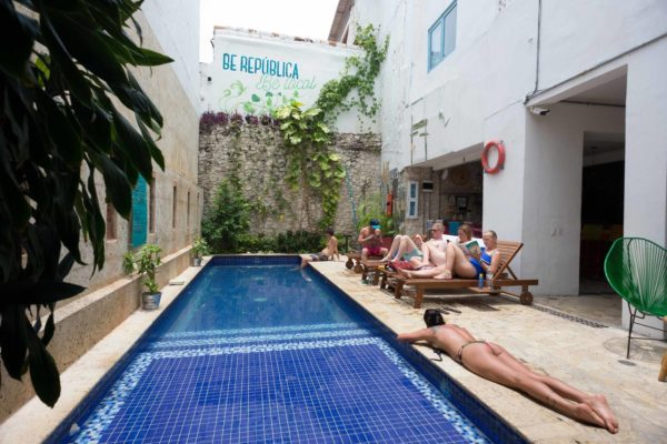 best cartagena hostels republica