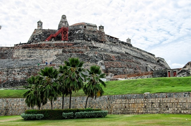best cartagena tours castle