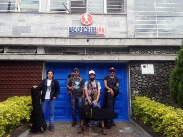 best medellin hostels backpackers inn