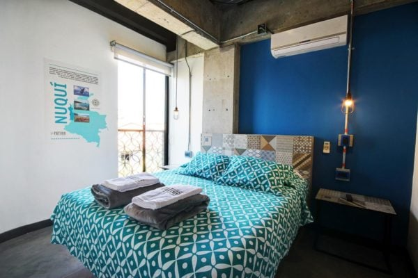 best medellin hostels los patios hostal boutique