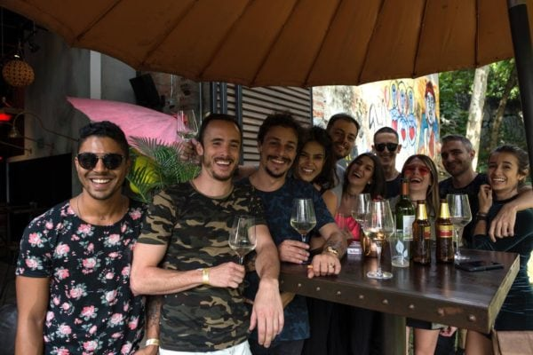 best medellin hostels rango Hostel Boutique social vibe