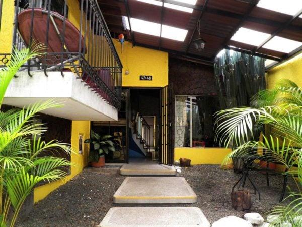 best medellin hostels yellow house hostel