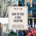 The secret for how to take a free vacation? Travel hacking!