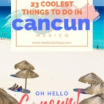 23 coolest things to do in cancun
