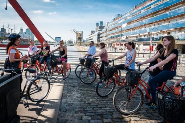 Buenos Aires Tours Bike Tour
