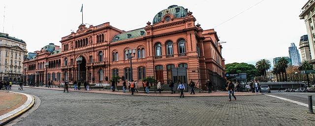 Buenos Aires Tours casa rosada
