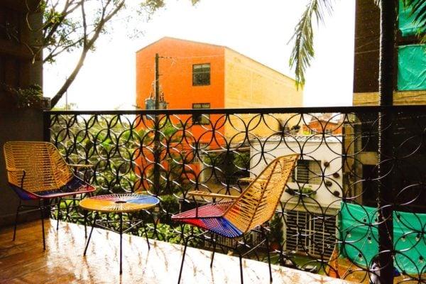 best medellin hostels los patios