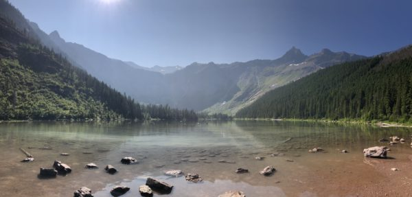 best US national parks to visit in spring Glacier NP