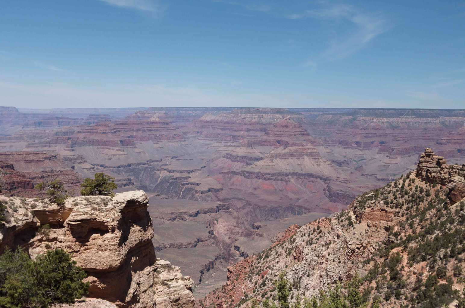 best US national parks to visit in spring Grand Canyon