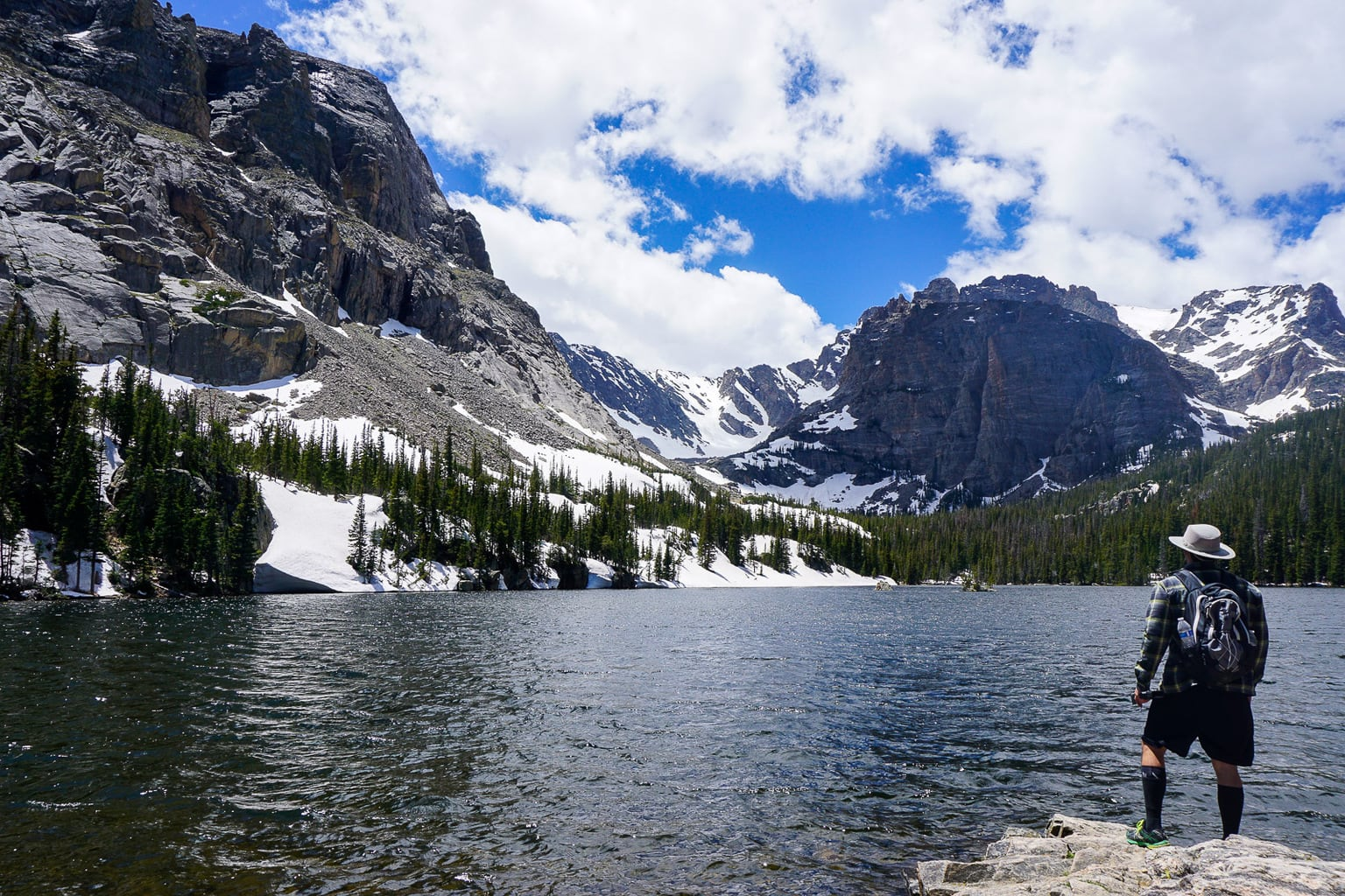 best US national parks to visit in spring Rocky Mountain NP