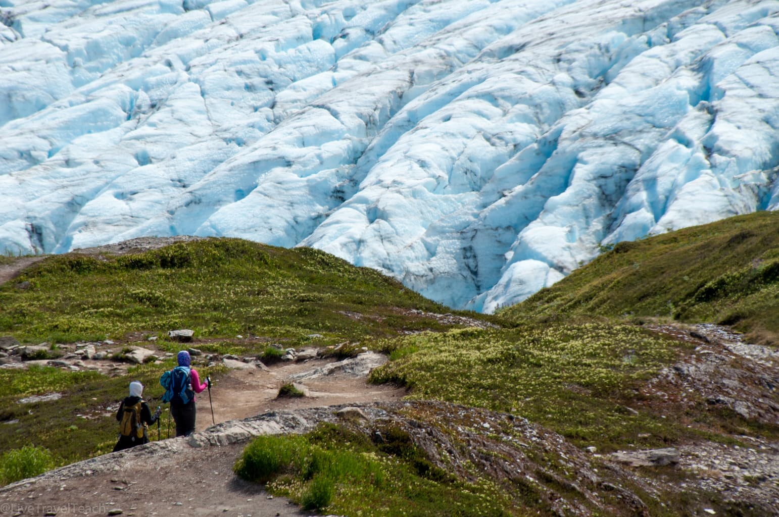 best US national parks to visit in spring kenai fjords NP
