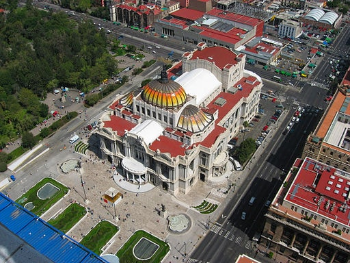best mexico city museums palacio de bellas artes