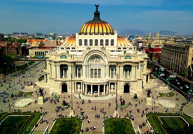 best of Mexico City Hostels bellas artes