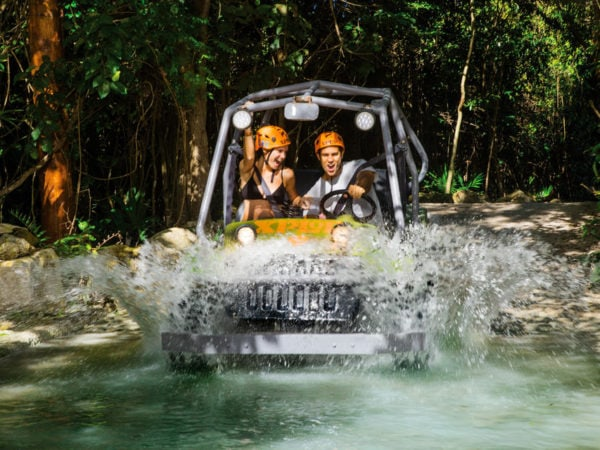 best things to do in cancun mexico ATV jungle tour