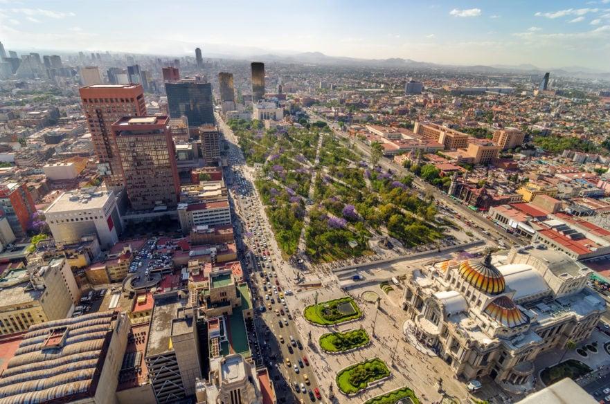 Mexico City Facts