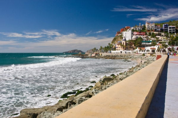 best Mazatlan tours boardwalk