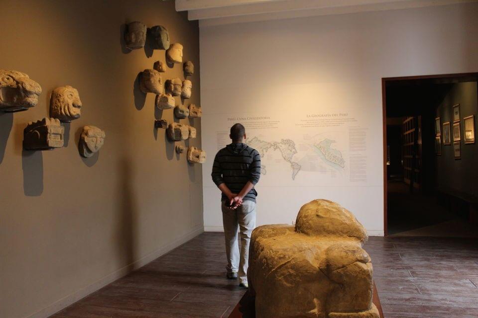 best lima tours larco museum